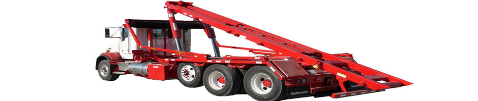 Roll-off Truck / State of the Art Equipment image
